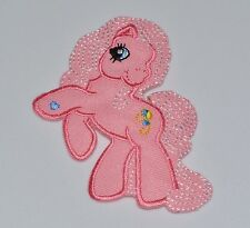 MY LITTLE PONY PinkiePie Prancing Pony Embroidered Iron On / Sew On Patch