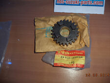 "GSX 400 F 1981-1983 15 ""GEAR,5TH DRIVE""  NEW NOS SUZUKI PARTS"