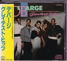 Free Shipping DeBARGE Greatest Hits (1986) Original CD Japan R32M Motown