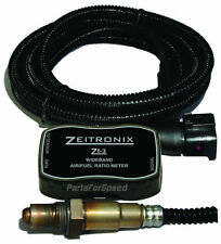 Zeitronix Zt-3 Wideband Air Fuel Ratio Meter plus Sensor AFR O2