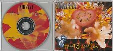Nirvana - Heart Shaped Box - Deleted German 3 track CD