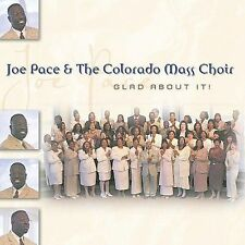 Colorado Mass Choir, Pace, Joe: Glad About It  Audio Cassette