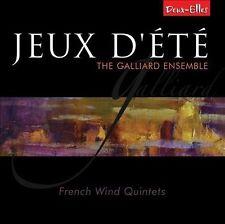 GALLIARD ENSEMBLE-JEUX D`ETE CD NEW
