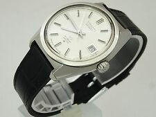 Vintage 1969 JAPAN GRAND SEIKO CALENDAR 6145-8000 25Jewels Automatic.