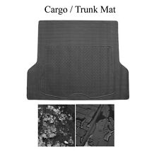 Brand New Semi Custom Gray Rubber Cargo Trunk Floor Mats For Honda Acura