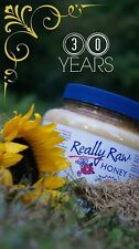 Really Raw Honey 5lb 3 Pack*=15lb (PRIORITY MAIL2 DAY FREE SHIPPING * you'll ❤