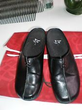 LIFE STRIDE EVA Clogs Mules BLACK Women Shoes Size 6 M CLOGGS SLIP ON SHOES COZY