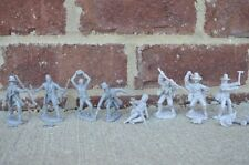 Paragaon TSSD Alamo Texans Civilians Hand to Hand 60MM Toy Soldiers