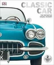 Classic Car: The Definitive Visual History Book~1940s-1980s~1,300 photos~NEW HC
