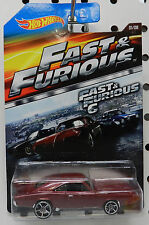 FAST AND FURIOUS & 1969 69 SCAT PACK DODGE BOYS CHARGER DAYTONA HW HOT WHEELS
