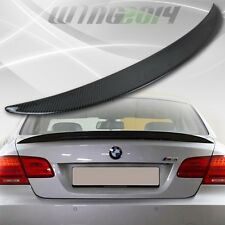 CARBON FIBER Performance Trunk Spoiler Wing 2007+ E92 328i 335i M3 2D Coupe BMW