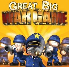 Great Big War Game PC Games Windows 8 7 Vista XP Computer strategy rts game