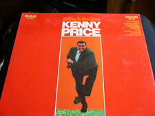 NEW SEALED PROMO LP 1969  KENNY PRICE WALKING ON NEW GRASS  RCA  LSP 4225