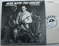 Boyd RAEBURN Man with the horns USA LP SAVOY JAZZ SJC 406 (1984) EX+/NMINT