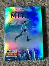 The Secret Life of Walter Mitty (DVD, 2014) NEW & FACTORY SEALED