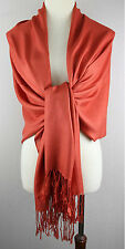 HIGH QUALITY PASHMINA HIJAB SCARF SILK SATIN SATEEN STOLE NECK WRAP BRIDE SHAWLS