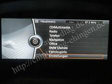 BMW E60 E61 E90 E91 E92 E93 E70 E71 CIC Navigation Professional  Reparatur