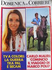 Domenica Del Corriere n°36 1972 Carlo Mauri spedizione - Aba Cercato  [D24]