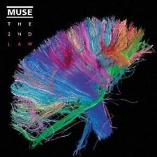 MUSE The 2nd Law DELUXE ED. CD/DVD NEW DIGIPAK