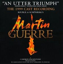 Martin Guerre  1999 UK Tour Cast  1999 by Schonberg, Claude-Michel;  (Disc Only)