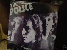 POLICE REGGATTA 5 JAPAN Replica TO THE ORIGINAL LP IN A OBI CD Sealed Box Set
