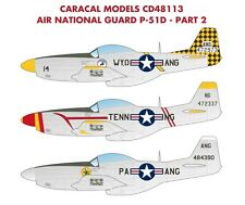 Caracal Models 1/48 Air National Guard North-American P-51D Mustang - Part 2 # 4