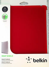 Belkin Snap Shield for iPad 3rd Generation & iPad 2 (Red)