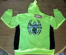 The Amazing Spider-Man Child Hoodie Marvel Comics Brand New Mad Engine SZ 12-14