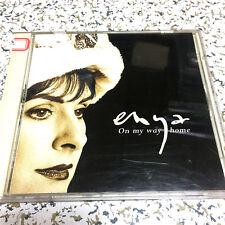Enya - On My Way Home MORNING GLORY JAPAN  CD G-3694