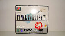 JEU PLAYSTATION 1 PS ONE - FINAL FANTASY VII  COMPLET SQUAREFOFT