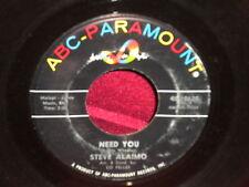 """Steve Alaimo """"Need You/Real Live Girl"""" 45"""