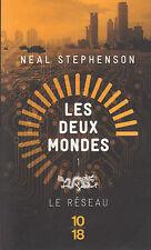 LES DEUX MONDES Neal STEPHENSON livre thriller roman