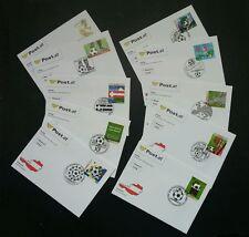 Austria UEFA EURO 2008 Football Sport Games (stamp FDC 10's) *rare