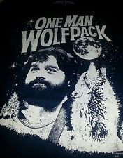 hangover t-shirt one man Wolfpack small for men