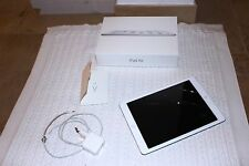 Apple iPad Air Wi-Fi Cellular 32 GB Silver Tablet Display defekt