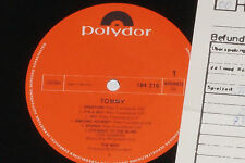 THE WHO -Tommy- 2xLP 1975 Polydor Archiv-Copy mint