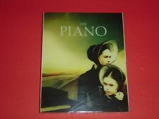 The Piano Lenticular Edition Limited to 500 copies Blu-Ray O-Ring Korean Edition