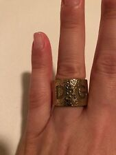 Dolce & Gabbana Wisp Gold Ladies Ring