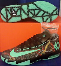 Nike KD VI 6 All-Star Gumbo League Illusion Durant Youth SZ 5Y ( 599477-900 )