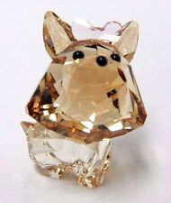 DIXIE THE YORKSHIRE TERRIER PUPPY DOG CRYSTAL LOVLOTS 2015 SWAROVSKI #5063332