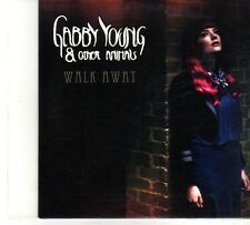 (DP646) Gabby Young & Other Anmals, Walk Away - DJ CD
