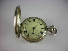 Antique rare S.I.Tobias Rack pin Lever English Fusee key wind pocket watch.1812