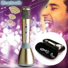 KTV-K068 Mini Magic Wireless Karaoke Player Microphone Bluetooth Speaker Mic