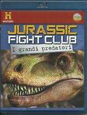 Jurassic fight club. I grandi predatori (2010) Blu Ray