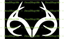 Realtree - Outdoor Hunting Apparel - Vinyl Die-Cut Peel N' Stick Decals