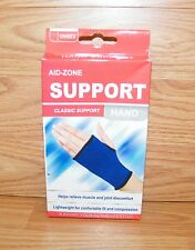 Genuine Aid-Zone One Size Unisex Lightweight Classic Hand Support **NEW-READ**