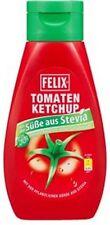Sugar Free Ketchup Con Stevia 400 Ml, dukan, Atkins, bajo en carbohidratos, Bajas Calorías