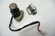 #4031 Yamaha XJ650 XJ 650 Maxim Ignition Switch & Helmet Lock