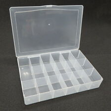 Storage box organizer bead craft screws nuts bolts  Darice 17 bin 10674  1