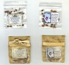 25 Gold 50TH Anniversary Favors with Rose of Sharon Seeds + POEM + Free Shipping